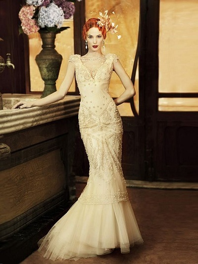 Inspiration, Gown, Wedding
