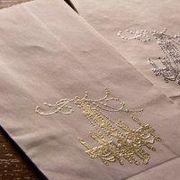 Favors & Gifts, Paper, white, black, silver, gold, favor, Favors, Wedding, Custom, Gift, Bag, Embossed, Treat, Goody