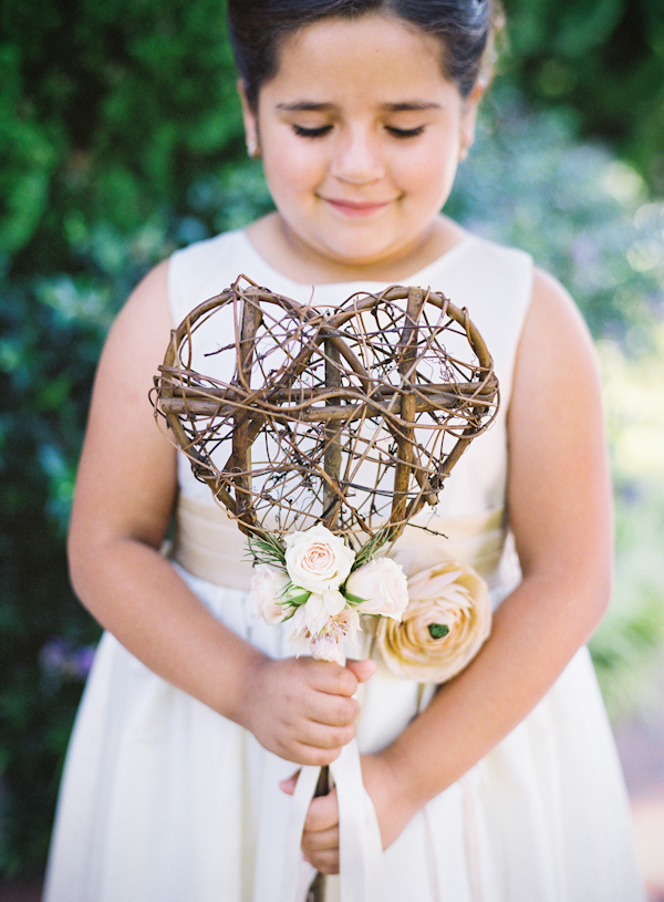 Flowers & Decor, Flower, Girl, Marbella frank, Heart wand