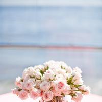Flowers & Decor, pink, Centerpieces, Flowers, Centerpiece, Coral, Marbella frank