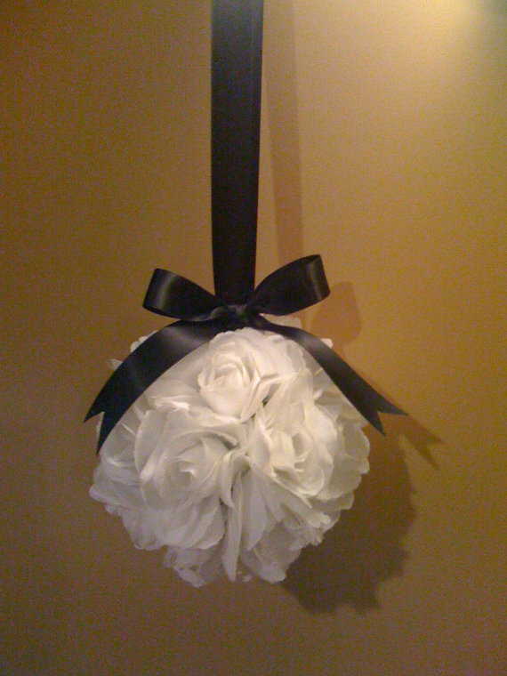 Ceremony, Reception, Flowers & Decor, Decor, Bridesmaids, Bridesmaids Dresses, Fashion, white, pink, red, purple, blue, brown, black, Ceremony Flowers, Aisle Decor, Bridesmaid Bouquets, Flowers, Flower, Girl, Rose, Pew, Pomander, Aisle, Kissing, Pomanders, Balls, Pom, Poms, Flower Wedding Dresses