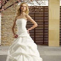 Wedding Dresses, Fashion, white, dress, Jasmine, F864