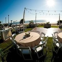 Reception, Flowers & Decor, Beach, Beach Wedding Flowers & Decor, Vow renewal