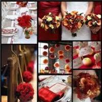 red, Inspiration board