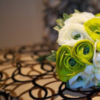 Ceremony, Reception, Flowers & Decor, white, green, brown, Ceremony Flowers, Bride Bouquets, Flowers, Bouquet, Organic, Natural, Ranunculus