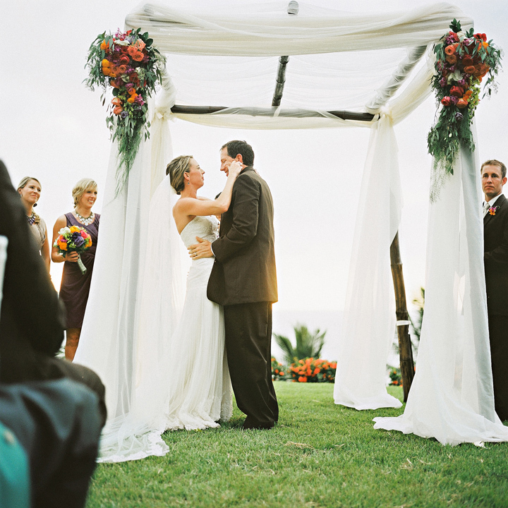 Ceremony, Flowers & Decor, Destinations, purple, Bride, Groom, Vows, Destination, Colorful, Beige, Film, Canopy, Sara jeremiah