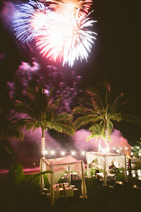 Reception, Flowers & Decor, Destinations, purple, Destination, Colorful, Beige, Night, Film, Fireworks, Sara jeremiah