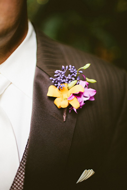 Destinations, yellow, purple, Groom, Destination, Colorful, Beige, Boutonniere, Film, Sara jeremiah