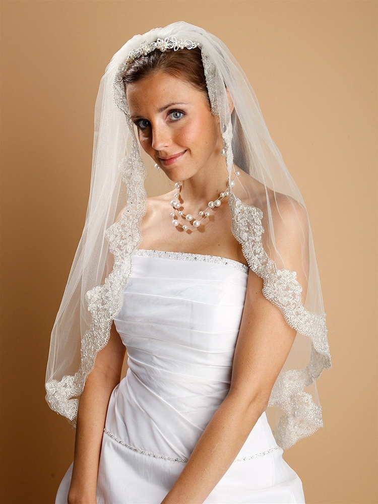 Beauty, Veils, Fashion, white, Veil, Hair, Mantilla