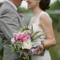 Flowers & Decor, purple, Classic, Vineyard, Coast, East