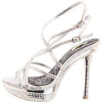 Shoes, Fashion, silver, Sandal, Bling, Gemstones