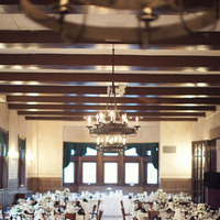 Reception, Flowers & Decor, white, black, Rustic, Tables & Seating, Rustic Wedding Flowers & Decor, Chandelier, Tables, Décor, Chessie pasquale