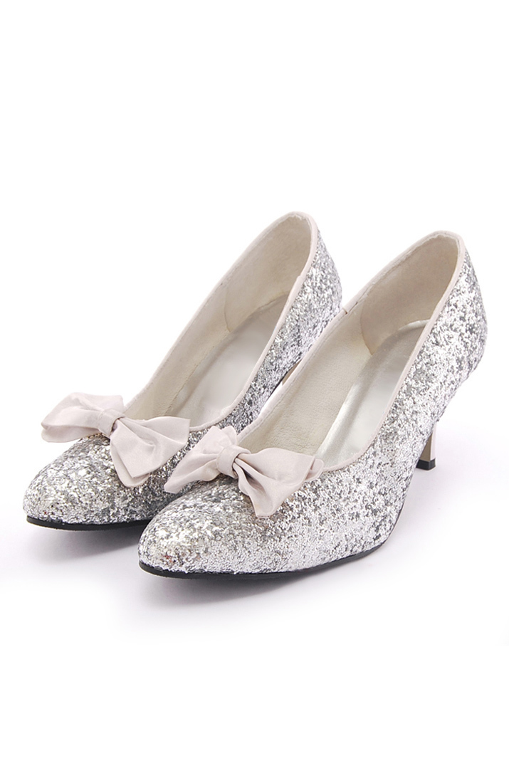 Shoes, Fashion, silver, wedding shoes