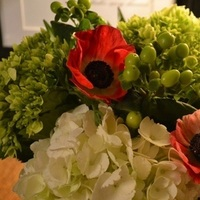 Flowers & Decor, Registry, Centerpieces, Cookware, Flowers, Flower, Inspiration board, Berries, Pots, Anemone