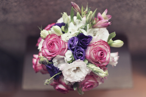 Flowers & Decor, white, purple, Bride Bouquets, Flowers, Bouquet, Floral, Violet, Magenta, Sandra juan
