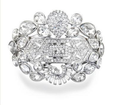 Jewelry, white, silver, Bracelets, Bride, Bridal, Bracelet, Rhinestone, Cuff