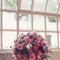 Flowers & Decor, purple, Centerpieces, Flowers, Centerpiece, Violet, Magenta, Sandra juan