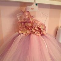 Flowers & Decor, Wedding Dresses, Fashion, pink, dress, Flower, Girl, Inspiration board
