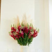 Reception, Flowers & Decor, Fuchsia, Merryl marko