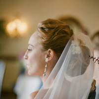 Beauty, Veils, Fashion, Chignon, Bride, Veil, Hair, Merryl marko