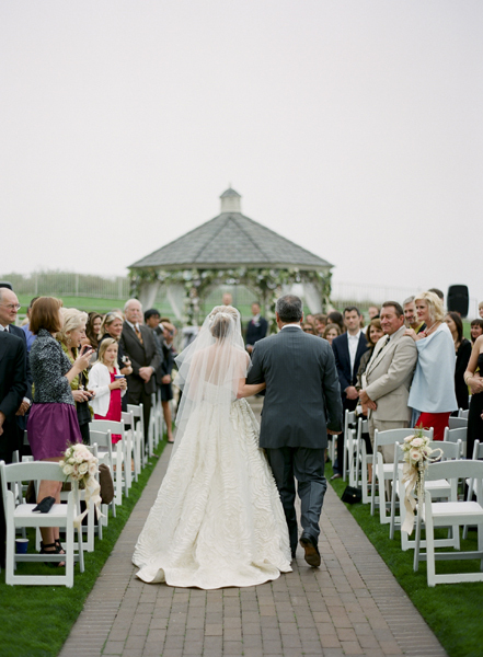 Ceremony, Flowers & Decor, Bride, Father, Gazebo, Merryl marko