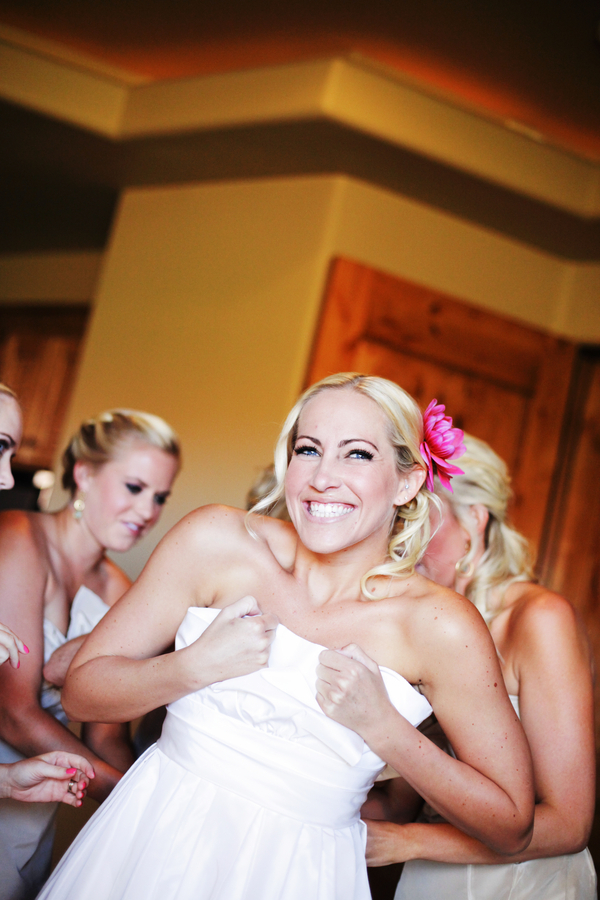 Bride, Getting, Ready, Lacey easton