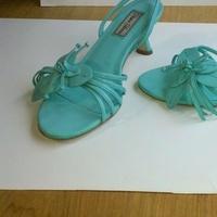 Shoes, Fashion, blue, Aqua, Robins, Egg