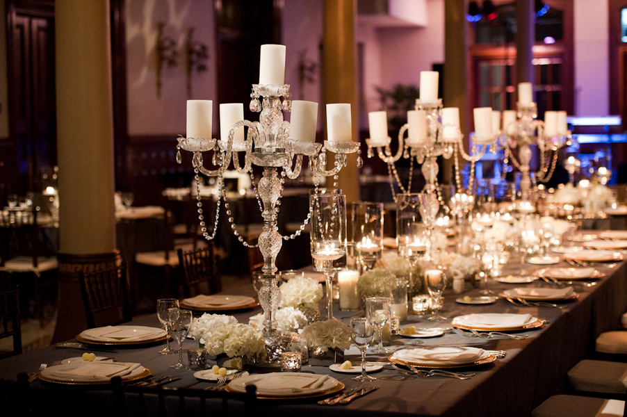Reception, Flowers & Decor, Candles, Table, Dinner, Tablescape, Ware, Scape, Amanda john, Candlelightophisticated