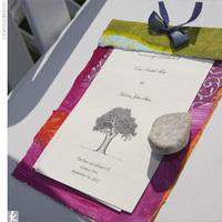 Reception, Flowers & Decor, Programs