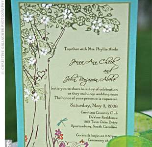 Ceremony, Flowers & Decor, Programs