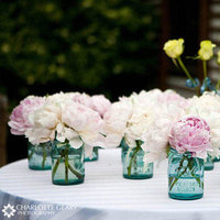 Reception, Flowers & Decor, blue, Flowers