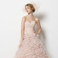 Wedding Dresses, Fashion, pink, dress, Bride, Gown, Watters
