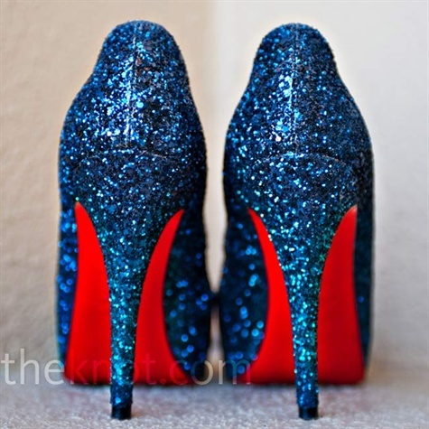 Shoes, Fashion, blue, Sparkley