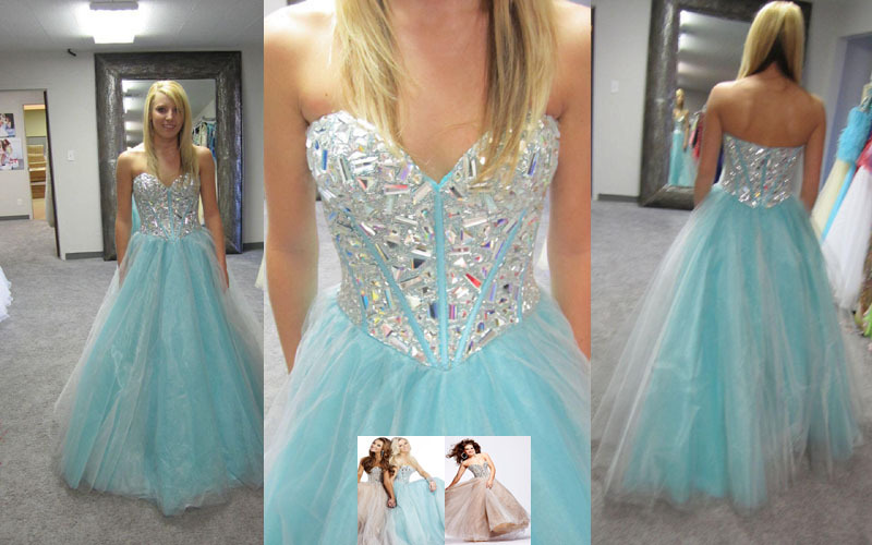 Wedding Dresses, Fashion, white, yellow, orange, pink, red, purple, blue, green, brown, black, silver, gold, dress, Prom, Jovani
