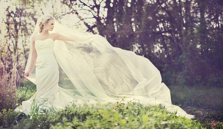 Beauty, Wedding Dresses, Veils, Fashion, white, dress, Long Hair, Bride, Veil, Hair, Bridal, Long