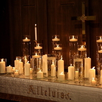 Ceremony, Reception, Flowers & Decor, Candles