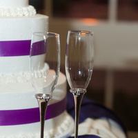 Cakes, purple, cake