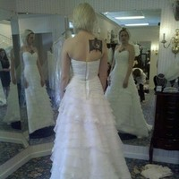Ceremony, Reception, Flowers & Decor, Wedding Dresses, Fashion, white, dress