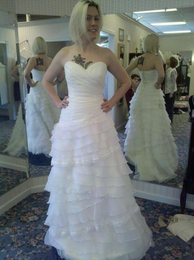 Ceremony, Reception, Flowers & Decor, Wedding Dresses, Fashion, white, dress