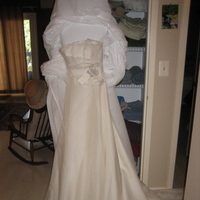 Wedding Dresses, Fashion, white, dress, Amsale, Cecily