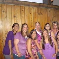 purple, Party, Bachlorette