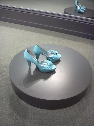 blue, Shoes, Tiffany, Fashion