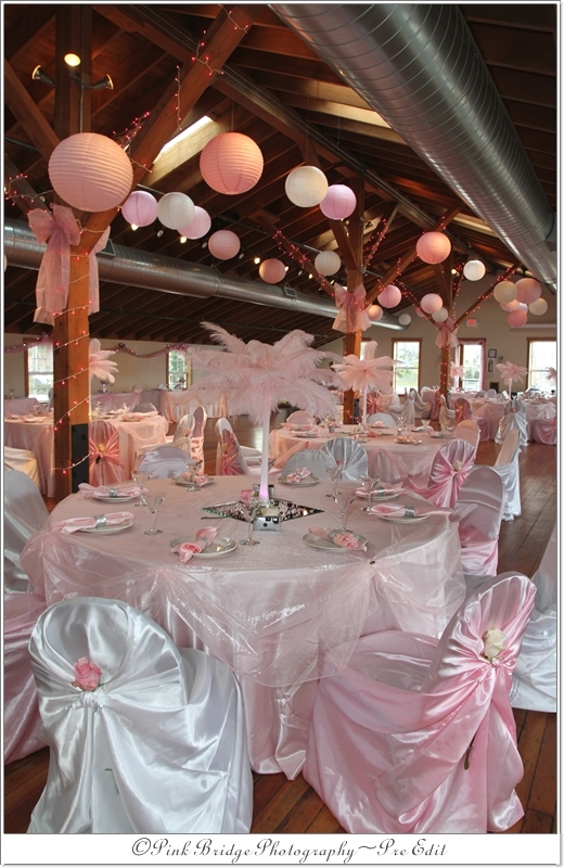 Reception, Flowers & Decor, white, pink