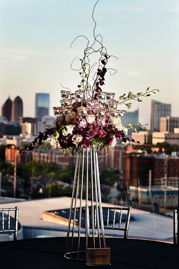 Reception, Flowers & Decor, View, Atlanta, Asha bryson