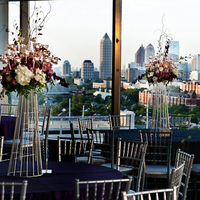 Reception, Flowers & Decor, Centerpieces, Flowers, View, Windows, Asha bryson, Ventanas
