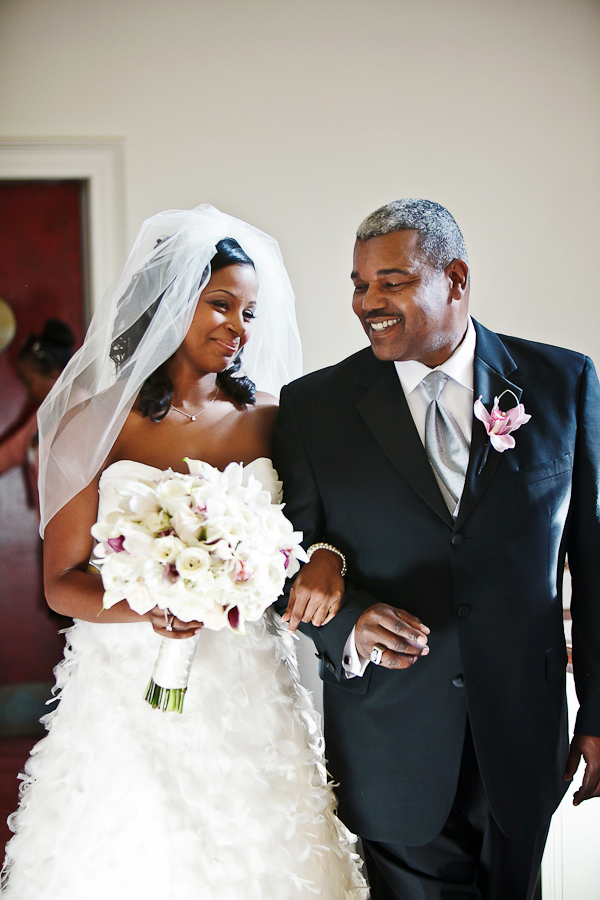 Bride, Father, Aisle, Walk, Asha bryson