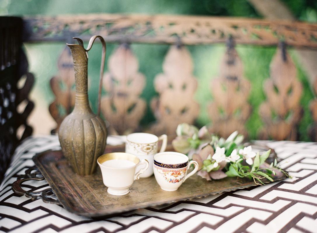 gold, Vintage, Tea, Aude gilles