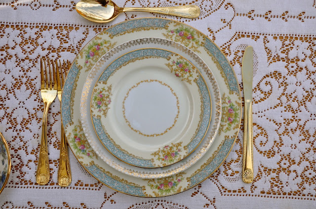 Ceremony, Reception, Flowers & Decor, Vintage, Table, Tea, China, Inspiration board, Rentals, Setting, Cups