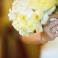Flowers & Decor, white, yellow, Flowers, Ring, Jen kevin
