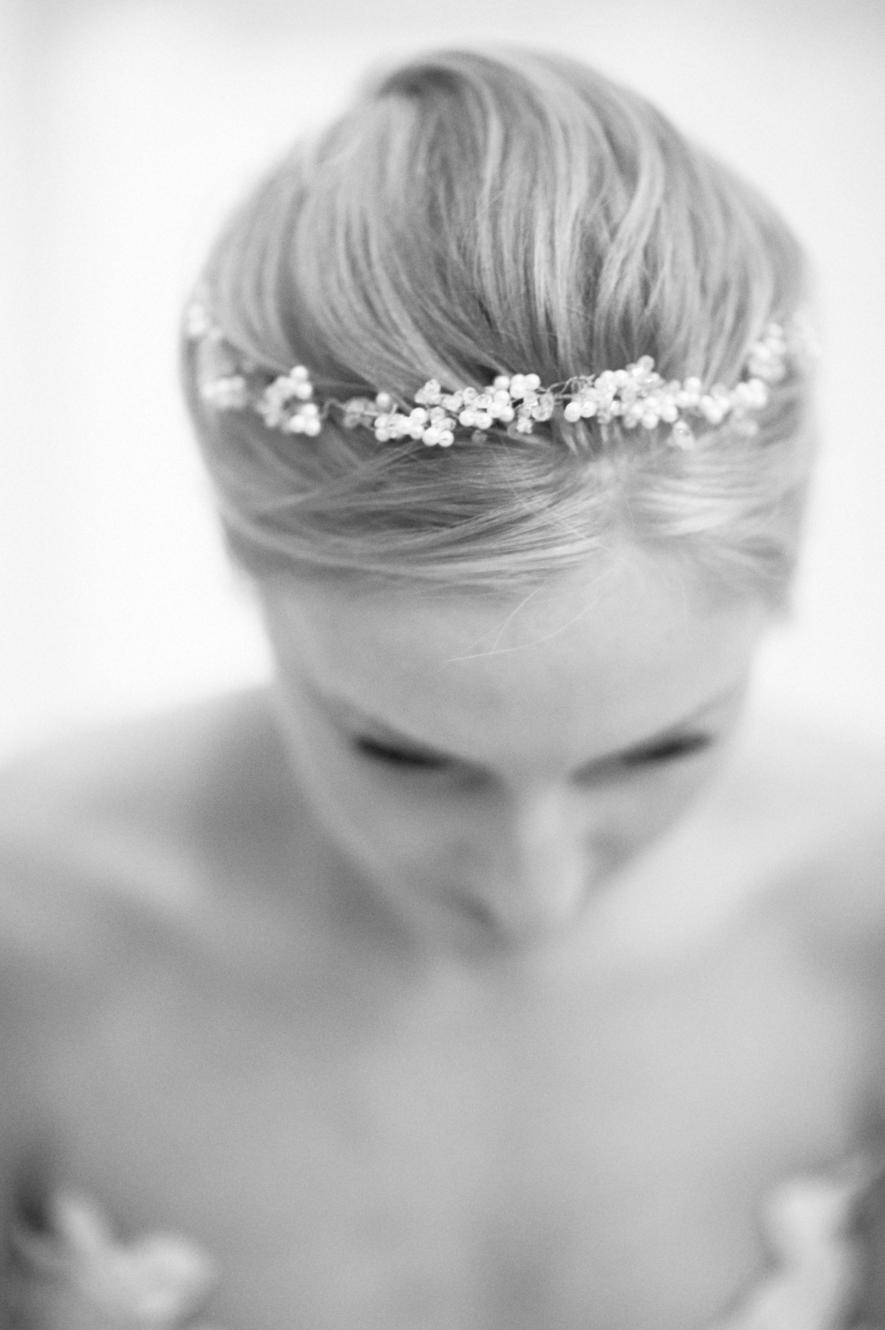 Bride, Headpiece, Jen kevin